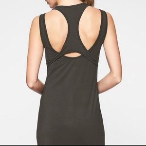 NWT Athleta Rafina Dress Breathable Soft TENCEL
